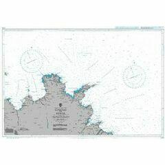2978 Tjornes to Kogur Admiralty Chart