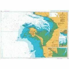 2981 Pointe de St.-Gildas to Goulet de Fromentine Admiralty Chart