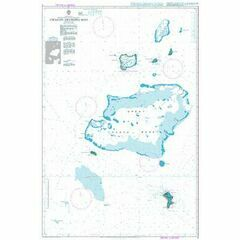 3 Chagos Archipelago Admiralty Chart