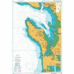 3000 La Rochelle to Pointe de La Coubre Admiralty Chart
