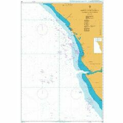 306 Pointe Tchitembo to Cabeca da Cobra Admiralty Chart