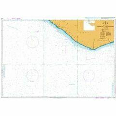 3139 Monrovia to Sassandra Admiralty Chart