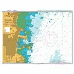 3140 St. Peter Port Admiralty Chart