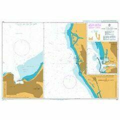 3317 Poti and Bat'umi Admiralty Chart