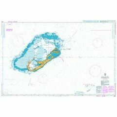 334 Bermuda Admiralty Chart