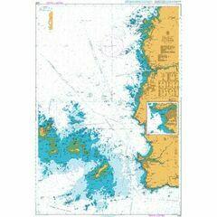 3345 Chenal du Four Admiralty Chart