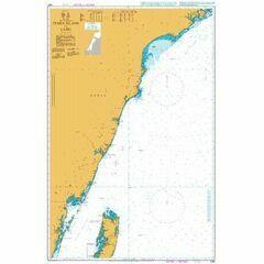 3361 Pemba Island to Lamu Admiralty Chart