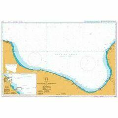 3402 Misratah to Banghazi Admiralty Chart