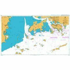 341 Macao to Hong Kong Admiralty Chart