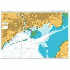 3428 Brest Admiralty Chart