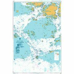 3441 Uto to Korppoo Admiralty Chart
