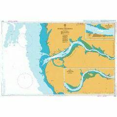 3532 Riviere Casamance Admiralty Chart