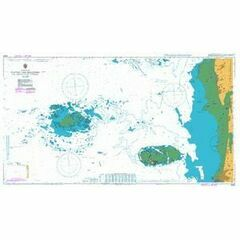 3656 Plateau des Minquiers & adjacent Coast of France Admiralty Chart