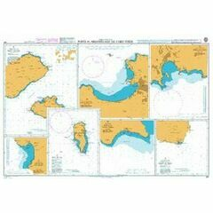367 Ports in the Arquipelago de Cabo Verde Admiralty Chart