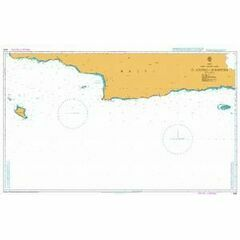 3680 Southern Coast. O Loutro to Ierapetra Admiralty Chart
