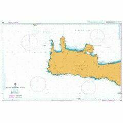 3681 Kriti - Western Part Admiralty Chart