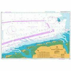 1635 Borkum to Neuwerk & Helgoland Admiralty Chart