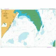 3783 Mesaieed (Musay'id or Umm Said) Admiralty Chart