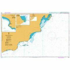 3785 Mina' Raysut to Al Masirah Admiralty Chart