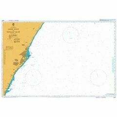 3797 Green Point to Tongaat Bluff Admiralty Chart