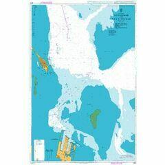 3812 Ad Dammam and Ra's Tannurah Admiralty Chart
