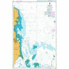 3950 Umm Said (Musay `id) to Ra`s Laffan Admiralty Chart