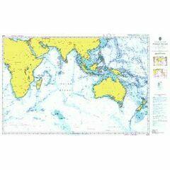4005 Indian Ocean - Admiralty Chart