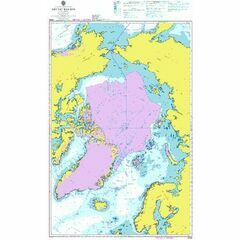 4006 Arctic Region - Admiralty Chart