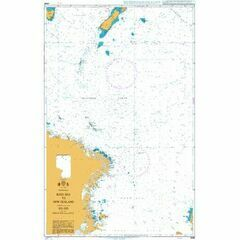 4065 Ross Sea to New Zealand Admiralty Chart