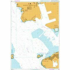 4119 Hong Kong, Harbour - Western Part Admiralty Chart