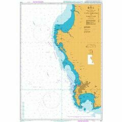 4151 Cape Deseada to Table Bay Admiralty Chart