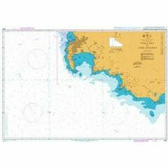 4152 Danger Point to Mossel Bay Admiralty Chart