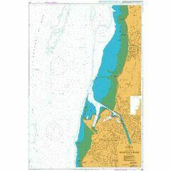 438 Boulogne-sur-mer Admiralty Chart