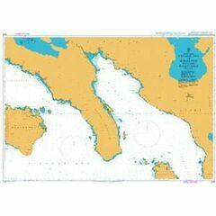 4488 Tayabas Bay to Burias Pass inc Ragay Gulf Admiralty Chart