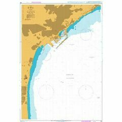 469 Alicante Admiralty Chart