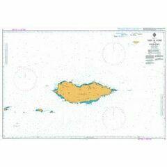 5 `Abd Al Kuri to Suqutra (Socotra) Admiralty Chart