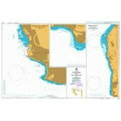 502 Harbours and Anchorages in Barbados Admiralty Chart