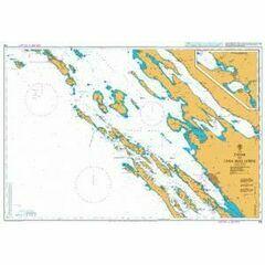 515 Zadar Luka Mali Losinj Admiralty Chart