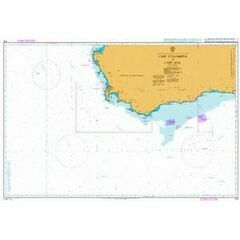 578 Cape Columbine to Cape Seal Admiralty Chart