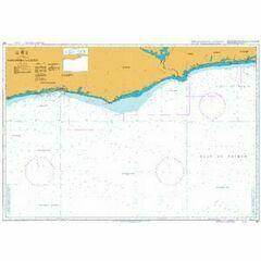 595 Sassandra to Lagos Admiralty Chart