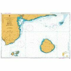 618 Southern Guadeloupe including Marie-Galante & Admiralty Chart