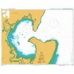 647 Mozambique Pemba Admiralty Chart