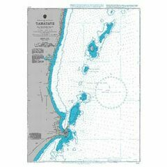 688 Tamatave Admiralty Chart