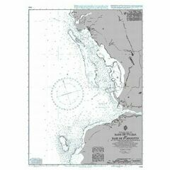692 Rade de Tulear and Baie de St Augustin Admiralty Chart