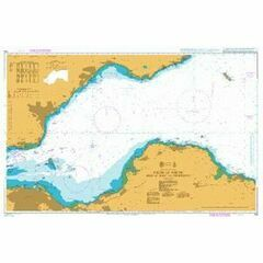 734 Firth of Forth - Isle of May to Inchkeith Admiralty Chart