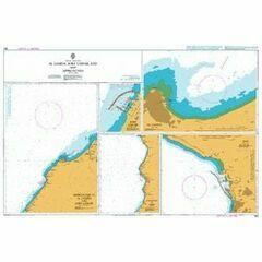 862 Al Jadida- Jorf Lasfar- Safi and Approaches Admiralty Chart