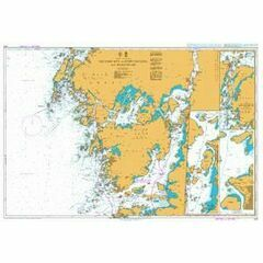 870 Gullholmen to Stenungsund and Marstrand Admiralty Chart