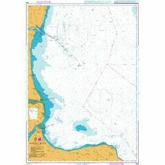 894 Alborg Bugt Admiralty Chart