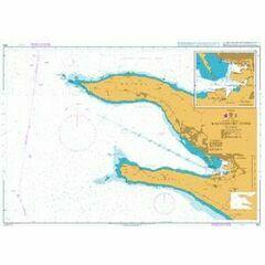 923 Kalundborg Fjord Admiralty Chart