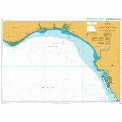 93 Cabo de Santa Maria (Faro) to Cabo Trafalgar Admiralty Chart